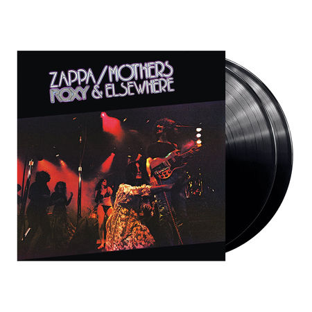Frank Zappa: Roxy & Elsewhere (2LP)