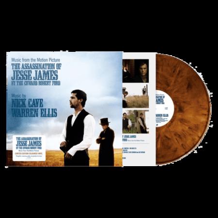 Nick Cave & Warren Ellis: The Assassination of Jesse James: Limited Edition Whiskey Coloured Vinyl