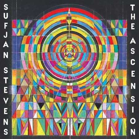Sufjan Stevens: The Ascension: CD