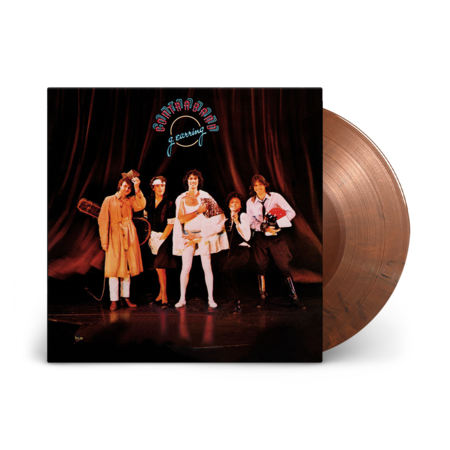 Golden Earring: Contraband: Limited Edition Coloured Vinyl