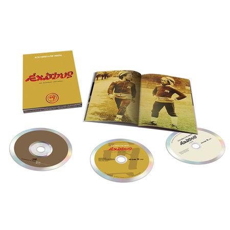 Bob Marley and The Wailers: Exodus 40 (3 CD)