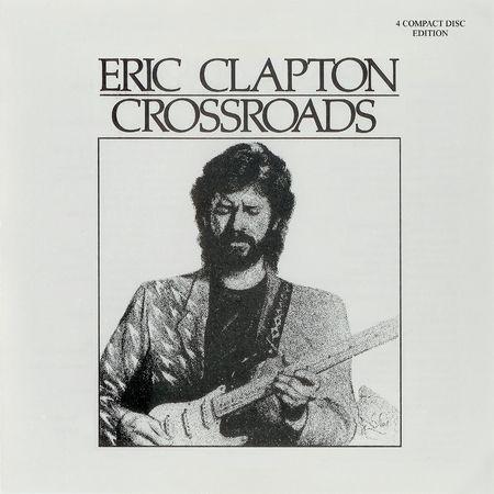 Eric Clapton: Crossroads (4 CD Box Set)