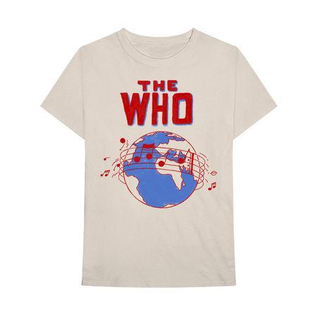 The Who: World Tour Tee