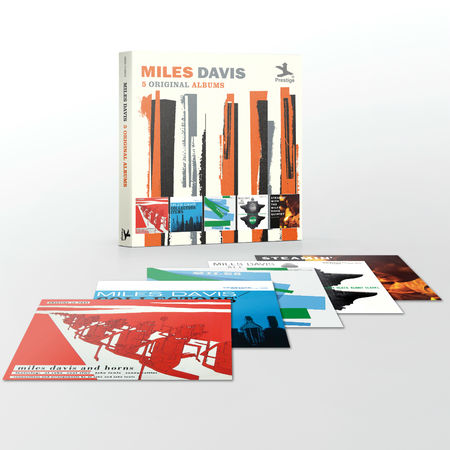 Miles Davis: 5 Original Albums