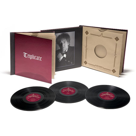Bob Dylan: Triplicate: Deluxe Triple Vinyl