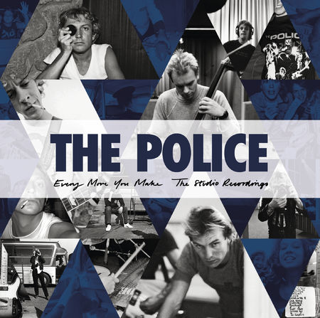 The Police: Every Move You Make: Studio Recordings (CD Box)