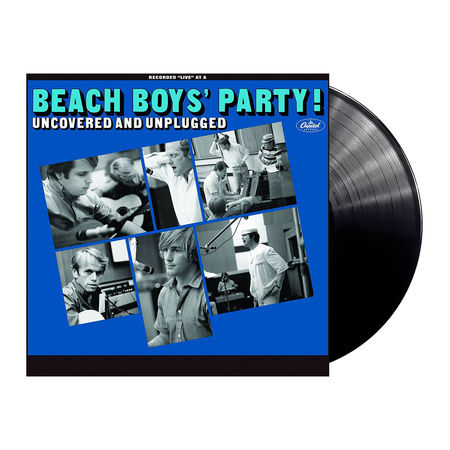 The Beach Boys: Beach Boys Party! Uncovered & Unplugged