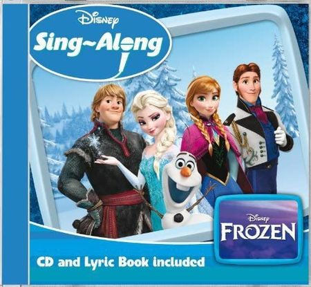 Various Artists: Disney Singalong: Frozen CD
