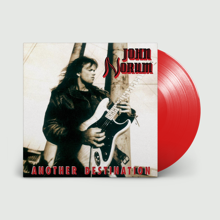 John Norum: Another Destination: Limited Edition Transparent Red Vinyl