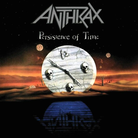 Anthrax: Persistence of Time: 30th Anniversary Edition CD