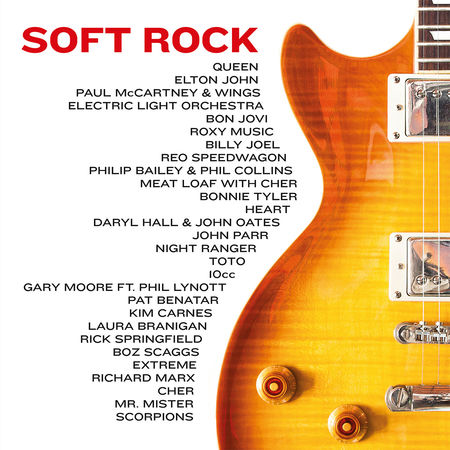 Various Artists: Soft Rock Double Vinyl