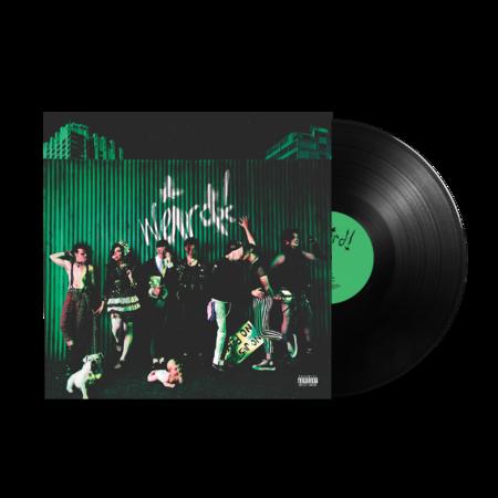 Yungblud: Weird! Night Time Vinyl