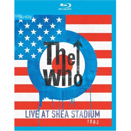 The Who: Live At Shea Stadium 1982 (Blu-Ray)