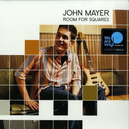 John Mayer: Rooms For Squares: Vinyl LP