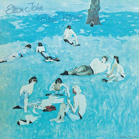 Elton John: Blue Moves