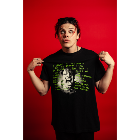 Yungblud: I WROTE A SONG TEE