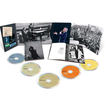 Frank Sinatra: World On A String (4CD + DVD)