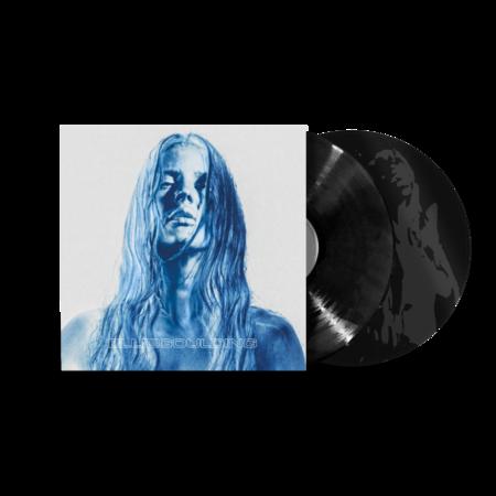 Ellie Goulding: Brightest Blue Black LP - Vivus Recycled Gatefold Sleeve
