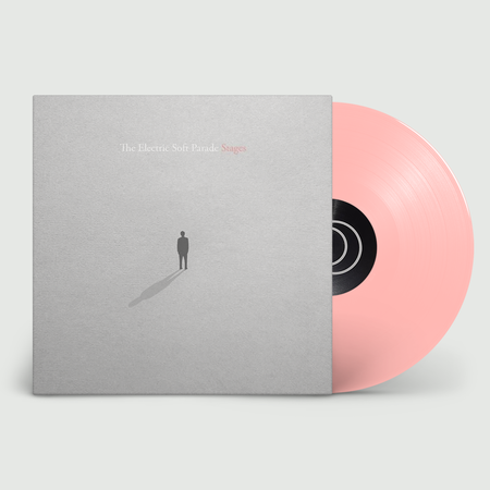The Electric Soft Parade: Stages: Signed Robot Pink Vinyl
