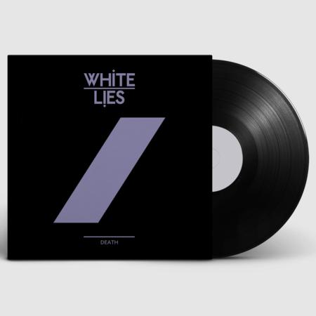White Lies: Death Black Vinyl