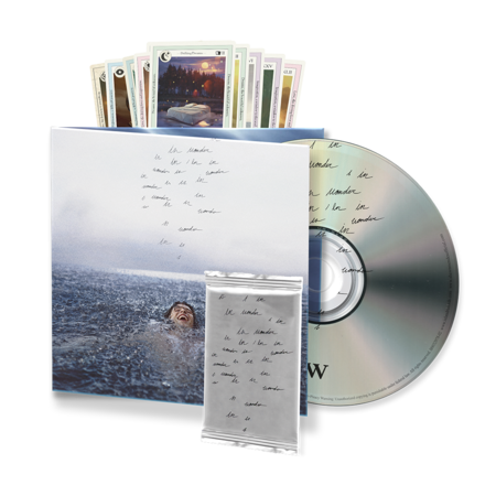 Shawn Mendes: Wonder Deluxe Package CD W / Signed Limited Collectible Cards Pack I