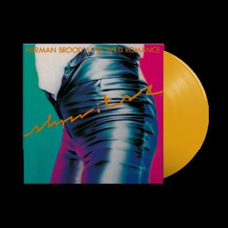 Herman Brood: Shpritsz: Limited Edition Yellow Vinyl