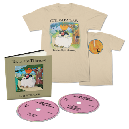 Yusuf: Tea For The Tillerman 2CD Deluxe Bundle