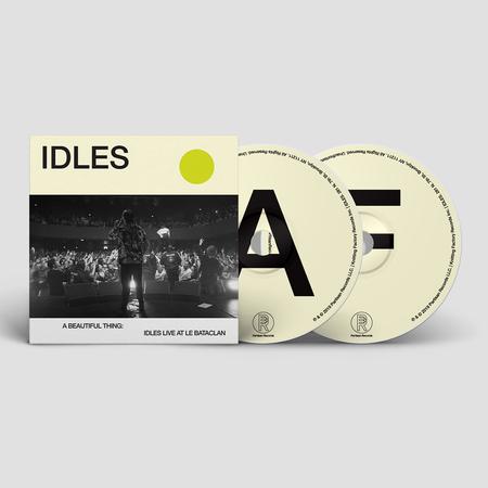 IDLES: A Beautiful Thing: IDLES Live at Le Bataclan