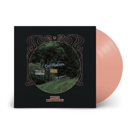 Trace Mountains: House Of Confusion: Pink Vinyl LP