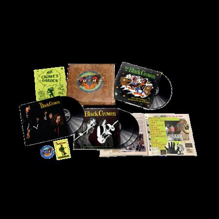 The Black Crowes: Shake Your Money Maker: Super Deluxe 4LP Box Set