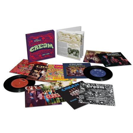Cream: The Singles 1967-1970