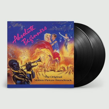 Various Artists: Absolute Beginners: The Original Motion Picture Soundtrack