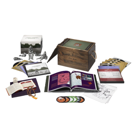 George Harrison: All Things Must Pass (Uber Deluxe 8LP, 5CD, 1BR + Crate + Merch)