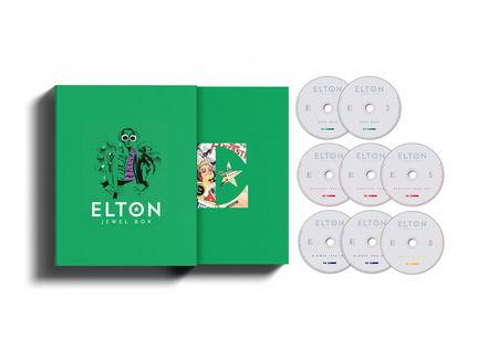 Elton John: Jewel Box (Super Deluxe 8CD)