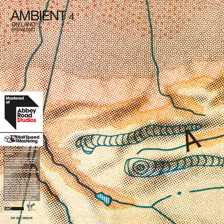 Brian Eno: Ambient 4: On Land - Half Speed Master