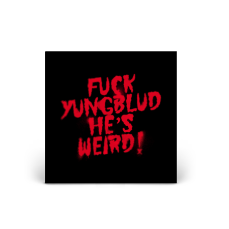 Yungblud: Hand Stenciled CD
