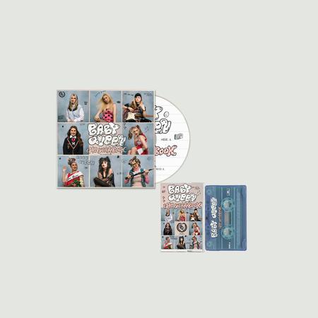 Baby Queen: YEARBOOK: CD + CASSETTE