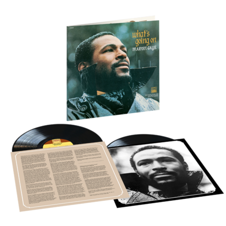 Marvin Gaye: What's Going On (50th Anniversary) (2LP)