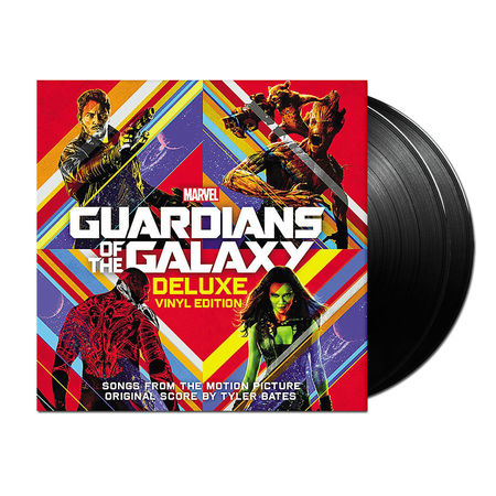 Soundtrack: Guardians Of The Galaxy (2LP)