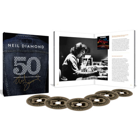 Neil Diamond: 50th Anniversary Collector's Edition