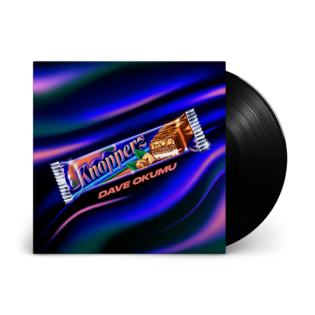 Dave Okumu: Knopperz: Black Vinyl LP