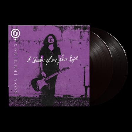 Ross Jennings : A Shadow Of My Future Self: Black Vinyl 2LP