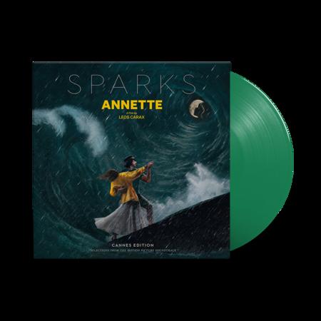 Sparks: Annette: Limited Edition Green Vinyl