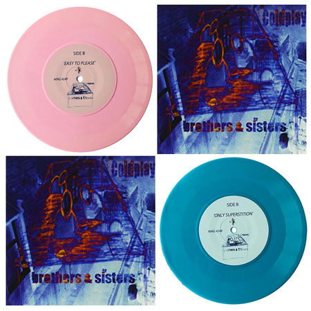 Coldplay: Brothers And Sisters: Limited Edition Bundle