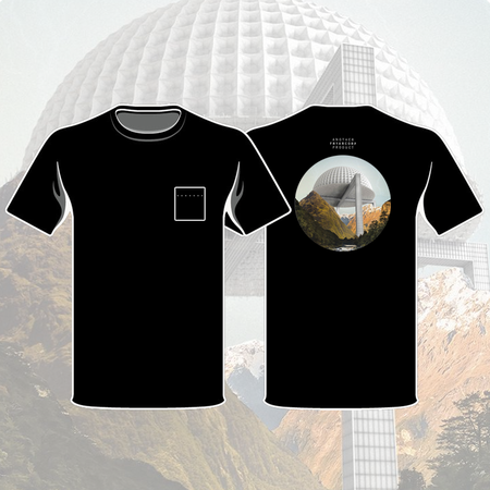 Fryars: Fryars Dome Black Small T-Shirt