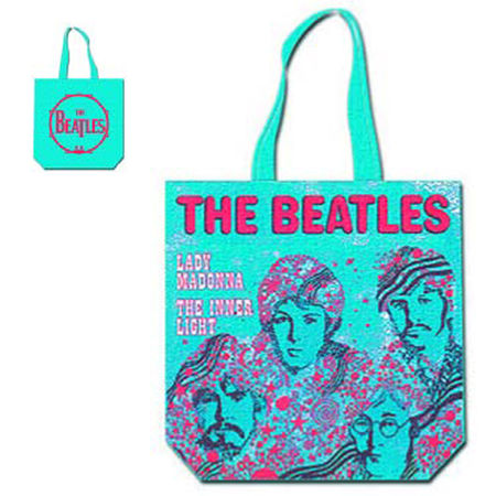 The Beatles: Lady Madonna The Inner Light Tote Bag