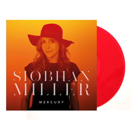 Siobhan Miller: Mercury: Limited Edition Red Vinyl