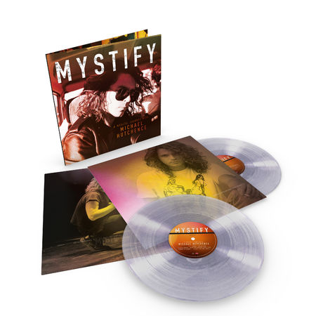 INXS: Mystify-A Musical Journey with Michael Hutchence: Exclusive Coloured Vinyl