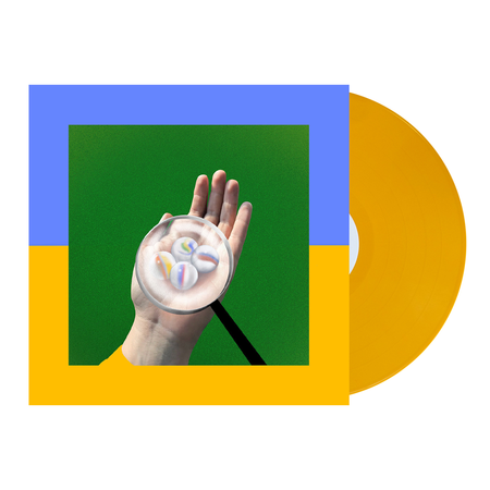 Frankie Cosmos: Close It Quietly: Limited Edition Opaque Yellow Vinyl