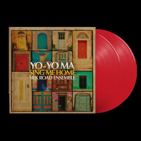 Yo Yo Ma & Silk Road Ensemble: Sing Me Home: Limited Edition Coloured Vinyl